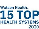 watson top health systems logo