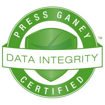Press Ganey Data Integrity Certified