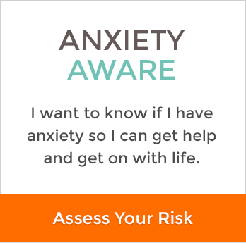 anxiety aware I want to know if I have anxiety so I can get help and get on with life