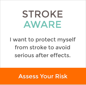 stroke aware I want to protect myself from stroke to avoid serious after effects