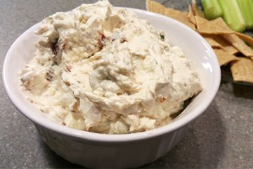 Mediterranean Cheese Spread
