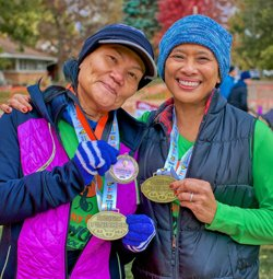 2018 Running Series Finishers