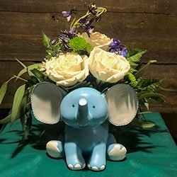 blue-elephant-flower-arrangement