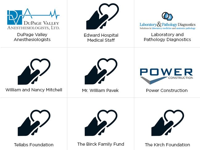 Edward Foundation Lead Donors