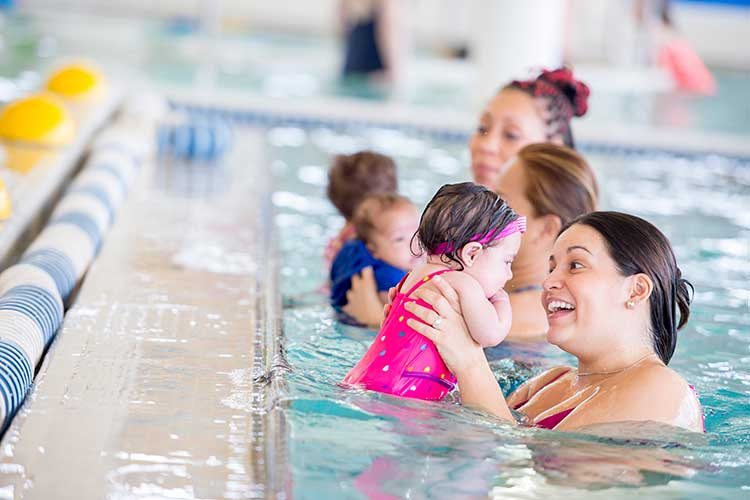 7 Horrible Mistakes You're Making With Los Angeles how to teach adults swim baby-swim-lessons