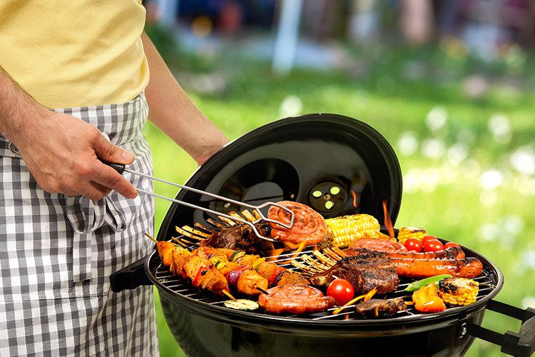 Stay Safe with Summer Barbeques at Home
