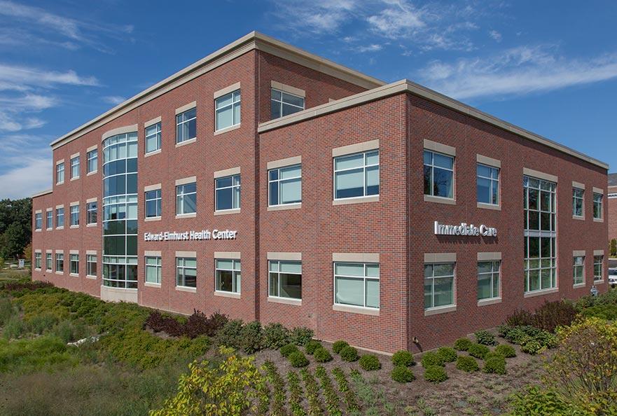 Edward-Elmhurst Health Center and Immediate Care - Hinsdale
