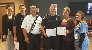 Elmhurst EMS Run of the Month May 2017